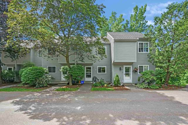 701 Dorset Street C17, South Burlington, VT 05403 (MLS #4868665) :: Hergenrother Realty Group Vermont