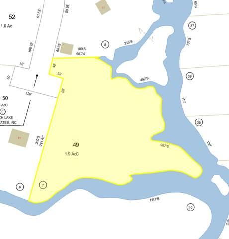 TBD Mill Pond Road Lot #: 49, Wakefield, NH 03872 (MLS #4868672) :: Team Tringali