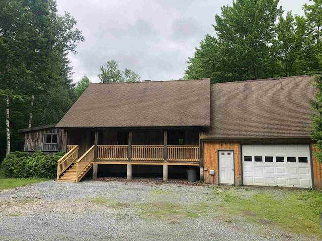 2188 Upper Notch Road Road, Bristol, VT 05443 (MLS #4868688) :: Hergenrother Realty Group Vermont