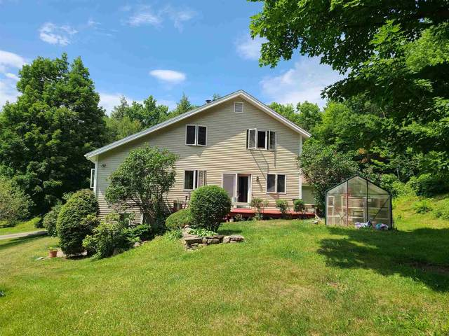 75 Maple Ridge Road, Underhill, VT 05489 (MLS #4868695) :: Hergenrother Realty Group Vermont