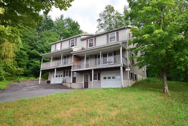 60 River Street #102, Milton, VT 05468 (MLS #4868739) :: Hergenrother Realty Group Vermont