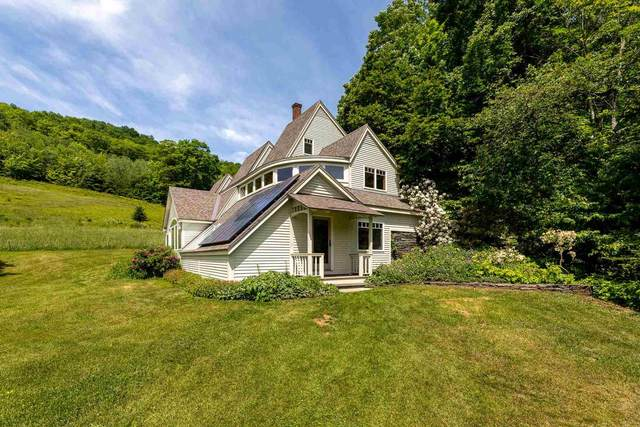 115 Wetmore Road, Strafford, VT 05072 (MLS #4868765) :: Hergenrother Realty Group Vermont
