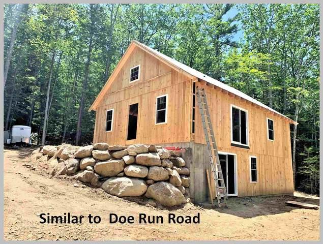 lot 0 Doe Run Road, Thornton, NH 03285 (MLS #4868957) :: Keller Williams Coastal Realty