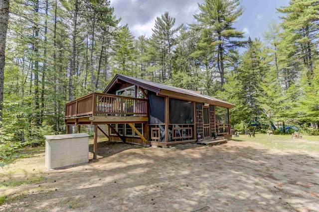 58 Lake Pine Circle #9, Conway, NH 03818 (MLS #4869543) :: The Hammond Team