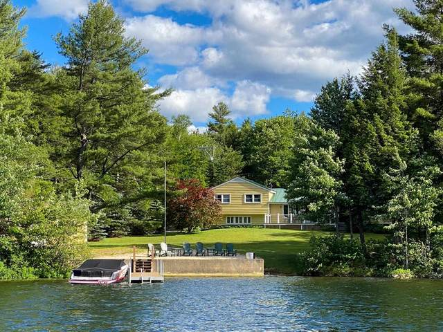 598 Route 103A, New London, NH 03257 (MLS #4869547) :: Signature Properties of Vermont
