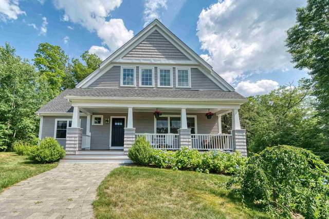 16 Point Of Rocks Terrace, Stratham, NH 03885 (MLS #4869601) :: Signature Properties of Vermont