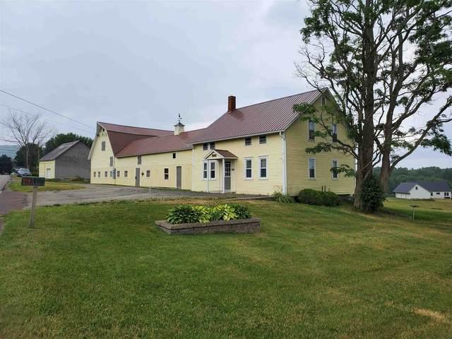 124 Us Route 105, Newport Town, VT 05857 (MLS #4869648) :: Keller Williams Coastal Realty