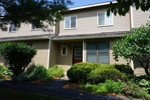 I3 Stonehedge Drive I3, South Burlington, VT 05403 (MLS #4869708) :: The Gardner Group