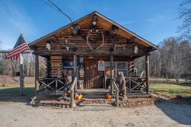 154 N Main Street, Boscawen, NH 03303 (MLS #4870545) :: Signature Properties of Vermont