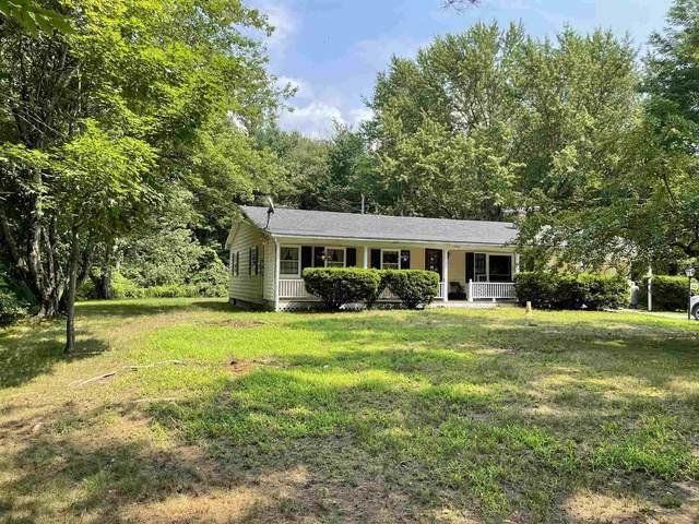416 Lower Plains Road, Salisbury, VT 05769 (MLS #4870608) :: The Gardner Group