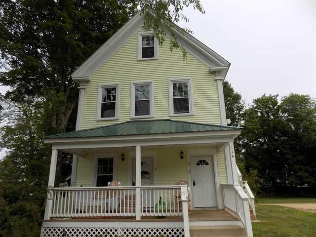 126 East Main Street, Conway, NH 03818 (MLS #4870666) :: Keller Williams Realty Metropolitan