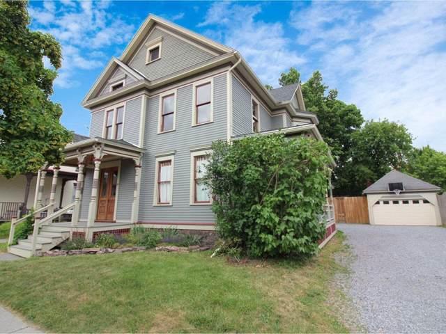 38 North Winooski Avenue, Burlington, VT 05401 (MLS #4870770) :: The Gardner Group