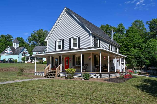 209 Victory Drive, Franklin, NH 03235 (MLS #4870832) :: Signature Properties of Vermont