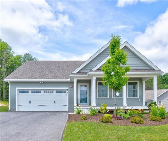 12 Three Ponds Drive, Brentwood, NH 03833 (MLS #4870998) :: Signature Properties of Vermont