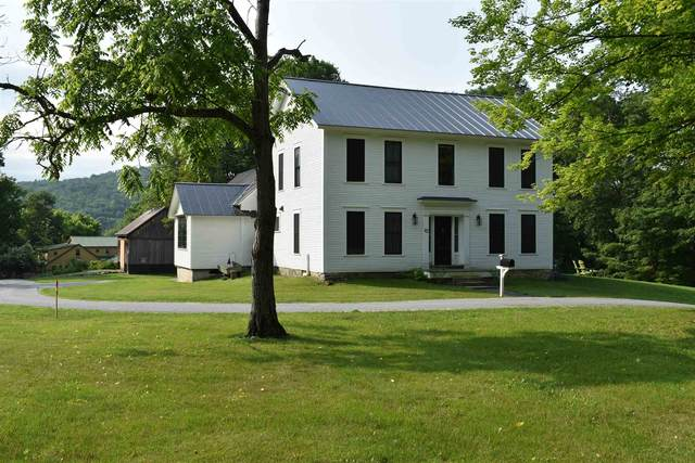 82 Schoolhouse Road, Salisbury, VT 05769 (MLS #4871125) :: The Gardner Group