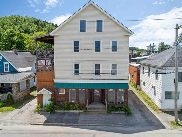8 Parsons Street, Colebrook, NH 03576 (MLS #4871360) :: Jim Knowlton Home Team