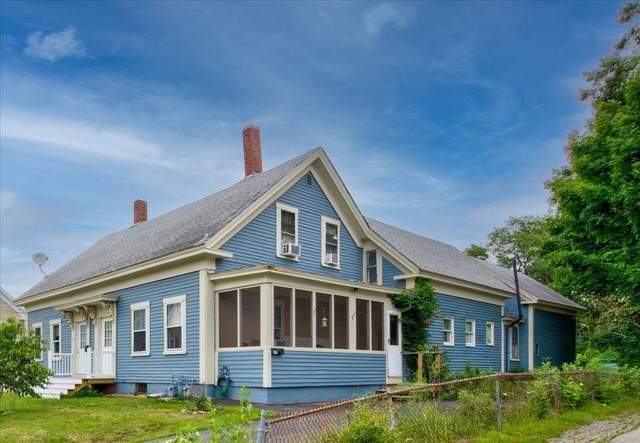37 Mill Street, Rochester, NH 03868 (MLS #4871452) :: Keller Williams Coastal Realty
