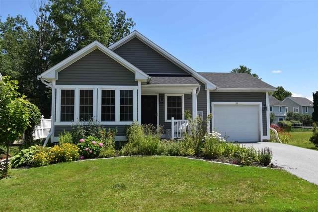 36 Griswold Drive, Rutland City, VT 05701 (MLS #4871560) :: The Gardner Group