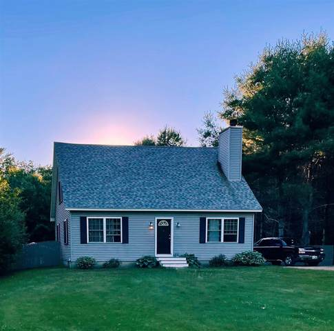 224 Sanborn Street, Franklin, NH 03235 (MLS #4871621) :: Signature Properties of Vermont