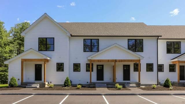 34 Ponemah Hill Road #4, Milford, NH 03055 (MLS #4871859) :: Parrott Realty Group
