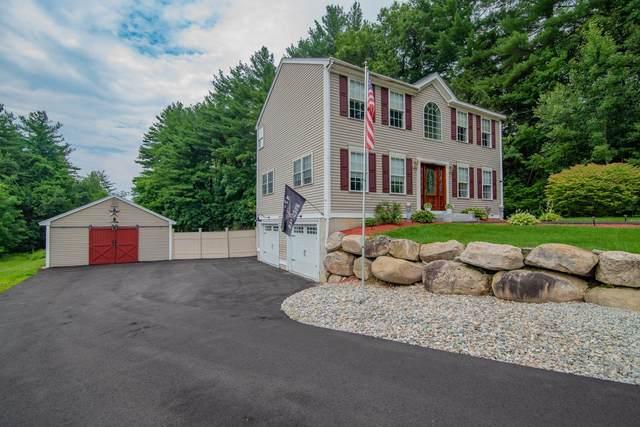 153 Merrimack Street, Hooksett, NH 03106 (MLS #4872124) :: Lajoie Home Team at Keller Williams Gateway Realty