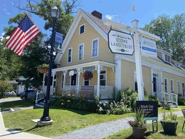 6 Sunset Street, Stowe, VT 05672 (MLS #4872192) :: Signature Properties of Vermont