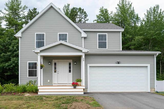 75 Millers Farm Drive, Rochester, NH 03868 (MLS #4872259) :: Signature Properties of Vermont