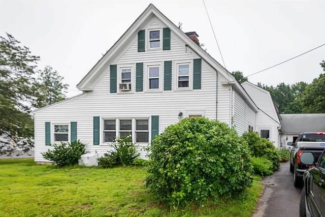 201 Walton Road, Seabrook, NH 03842 (MLS #4872311) :: Signature Properties of Vermont
