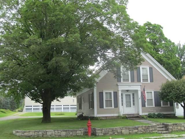 81 Main Street, Springfield, VT 05150 (MLS #4872318) :: Signature Properties of Vermont