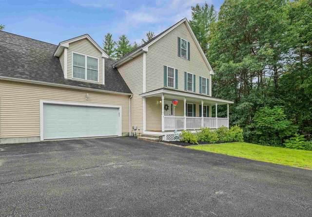1171 Mammoth Road B, Pelham, NH 03076 (MLS #4872334) :: Signature Properties of Vermont