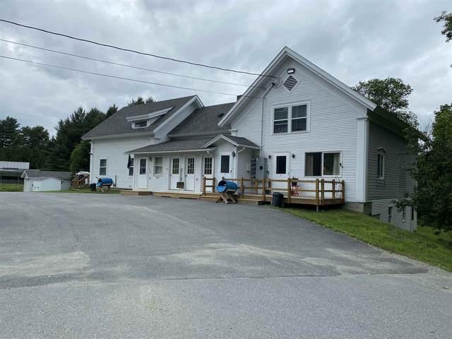 49 Miller Bridge Road, Morristown, VT 05661 (MLS #4872389) :: The Gardner Group