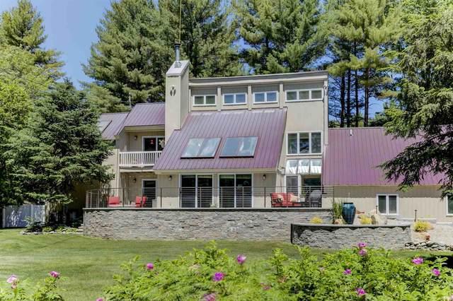 60 Dandiview Road, Conway, NH 03860 (MLS #4872521) :: Signature Properties of Vermont