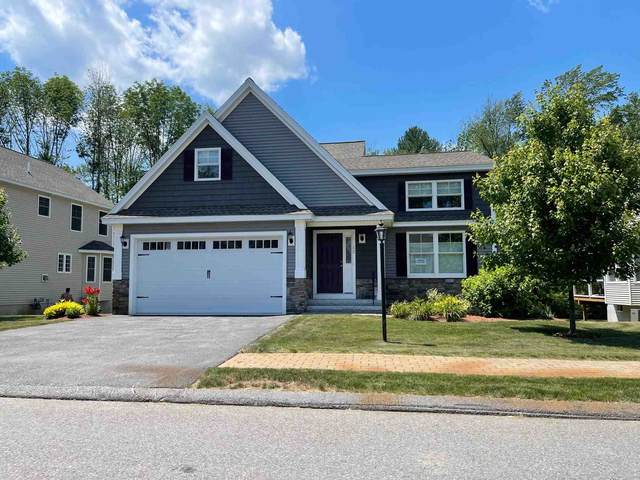 11 Renaissance Circle, Salem, NH 03079 (MLS #4872645) :: The Hammond Team