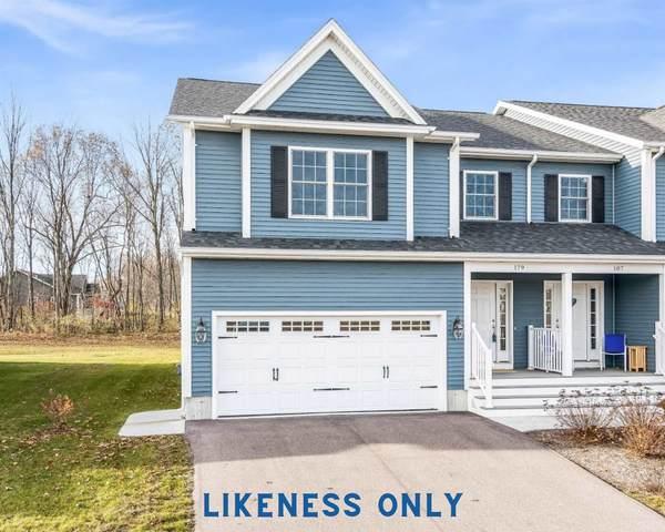 35 Blacksmith Drive #4, Colchester, VT 05446 (MLS #4872663) :: Signature Properties of Vermont