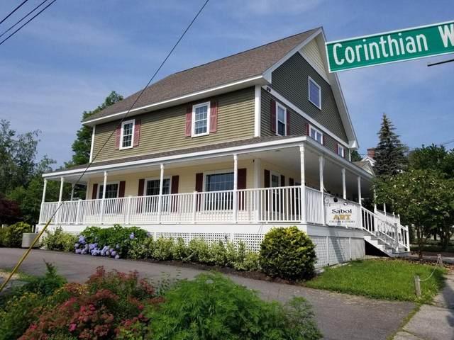 76 North Main Street, Wolfeboro, NH 03894 (MLS #4872703) :: Keller Williams Coastal Realty