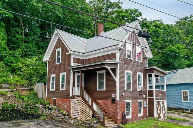 114 W Bow Street, Franklin, NH 03235 (MLS #4872769) :: Signature Properties of Vermont