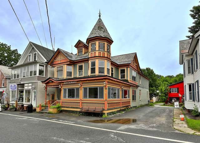 90 Common Street, Chester, VT 05143 (MLS #4872902) :: Signature Properties of Vermont