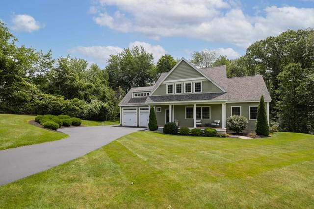 7 Bittersweet Lane, Stratham, NH 03885 (MLS #4873062) :: Signature Properties of Vermont