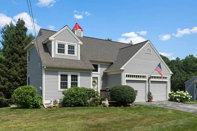 327 Fox Run Road #327, Hudson, NH 03051 (MLS #4873083) :: Signature Properties of Vermont