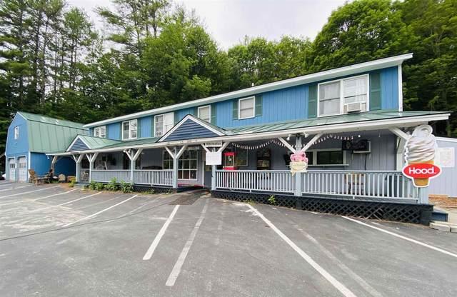 3699 Woodstock Road, Hartford, VT 05001 (MLS #4873148) :: Team Tringali