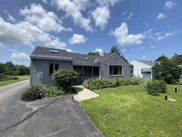 163 Stratton Road, Rutland City, VT 05701 (MLS #4873157) :: Signature Properties of Vermont
