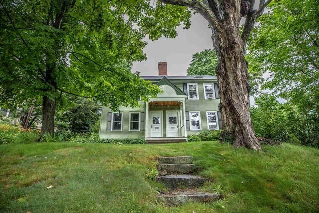 9 High Street, Peterborough, NH 03458 (MLS #4873174) :: Signature Properties of Vermont