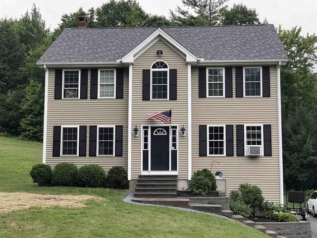 100 Greenfarm Road, New Ipswich, NH 03071 (MLS #4873323) :: Signature Properties of Vermont