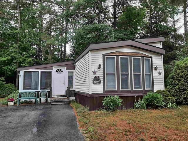 27 Fox Hill Lane, Conway, NH 03813 (MLS #4873403) :: Keller Williams Coastal Realty