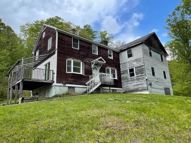 1187 Potash Brook Road, Chester, VT 05143 (MLS #4873533) :: Signature Properties of Vermont
