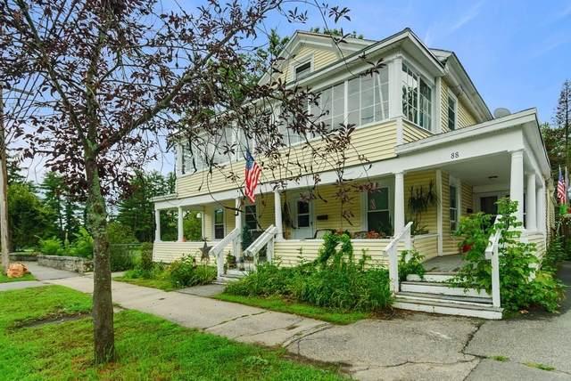 88-90 Broadway Avenue, Concord, NH 03301 (MLS #4873593) :: Keller Williams Coastal Realty