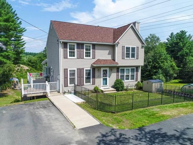 135 Highland Street, Hudson, NH 03051 (MLS #4873630) :: Signature Properties of Vermont