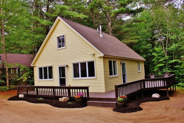 687 Pequawket Drive, Conway, NH 03818 (MLS #4873671) :: Signature Properties of Vermont