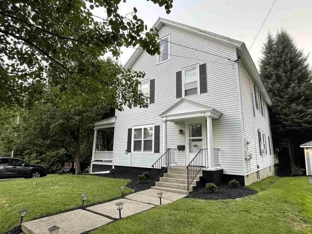 23 Temple Street, Rutland City, VT 05701 (MLS #4873824) :: The Gardner Group