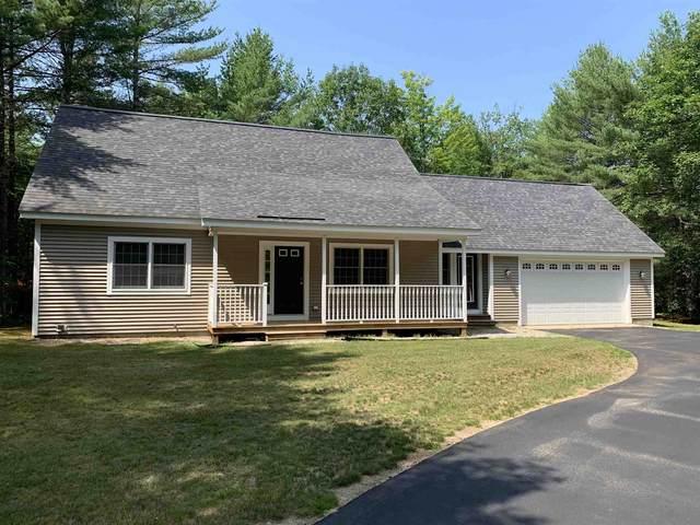 80 Adams Circle D, Conway, NH 03813 (MLS #4873830) :: Signature Properties of Vermont